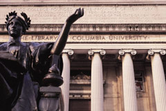 Enthält über zehn Millionen Inhalte: Die Columbia University Libraries. (Bild: Columbia Business School)